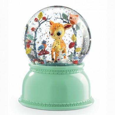 Snekugle Med Lys, Bambi Fra Djeco