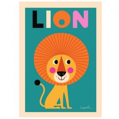 Lion af Ingela Arrhenius
