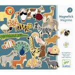 Djeco magneter - Dyr
