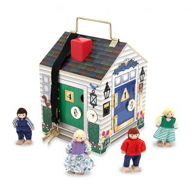 Doorbell House Fra Melissa and Doug
