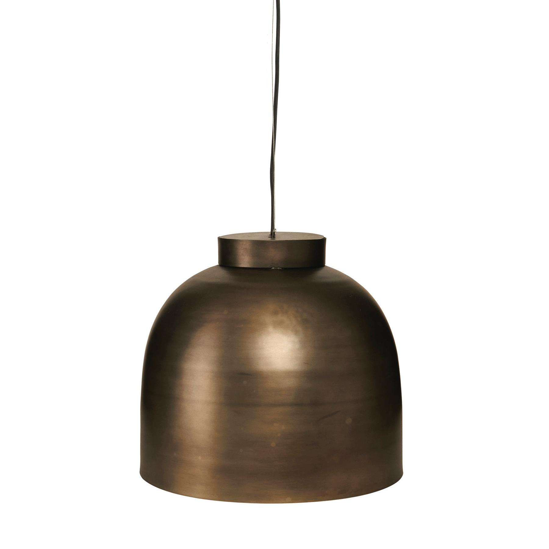 Oppsiktsvekkende Lampe BOWL Gunmetal Fra House Doctor - Maduro.dk EP-67