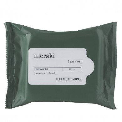 Cleansing Wipes Fra Meraki