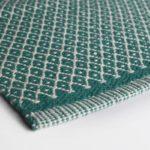 Aspegren - Rhombe Ocean Green - 140*200 cm