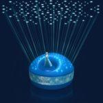 Trousselier stjerne natlampe - Elsa Fra Frozen