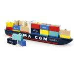 Vilac legetøj - Containerskib