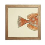 The Dybdahl Co. - Half Fishes Print