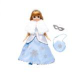 Lottie dukke - Snow Queen
