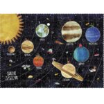 Puslespil - Discover the Planets - Selvlysende