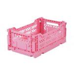 Aykasa foldekasse - Baby Pink - Mini