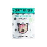 Candy Kittens slik - Sour Watermelon - vegansk