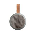 Kreafunk aGO Bluetooth-højtaler - Cool Grey
