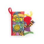 Jellycat - Regnbue Halebog