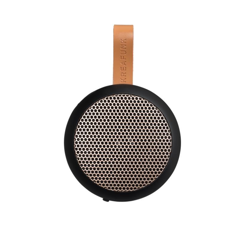 Kreafunk aGO Bluetooth-højtaler - Black