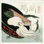 The Dybdahl Co. - Sashimi Gang - 61*61 cm
