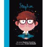Forlaget Albert - Min første bog om Stephen Hawking