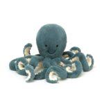 Jellycat - Storm blæksprutte - 23 cm