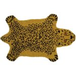 Dørmåtte Leopard