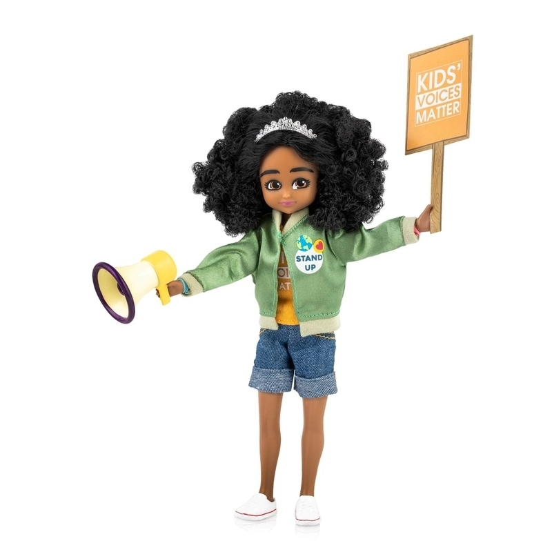 Lottie - dukke - Aktivist