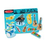 Melissa and Doug - Sound Puzzle - musikinstrumenter