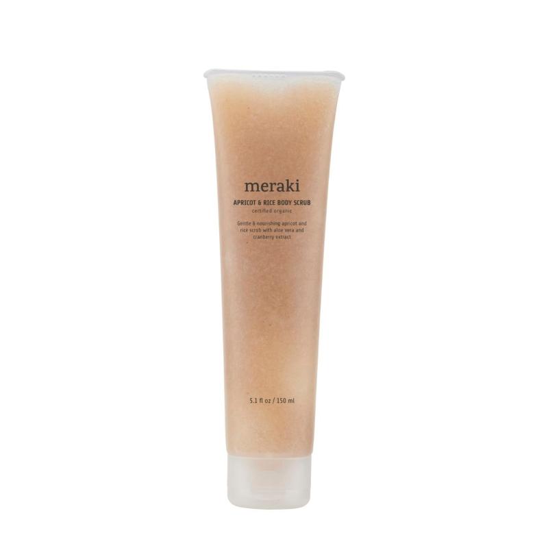 Meraki - Body scrub - Apricot & Rice
