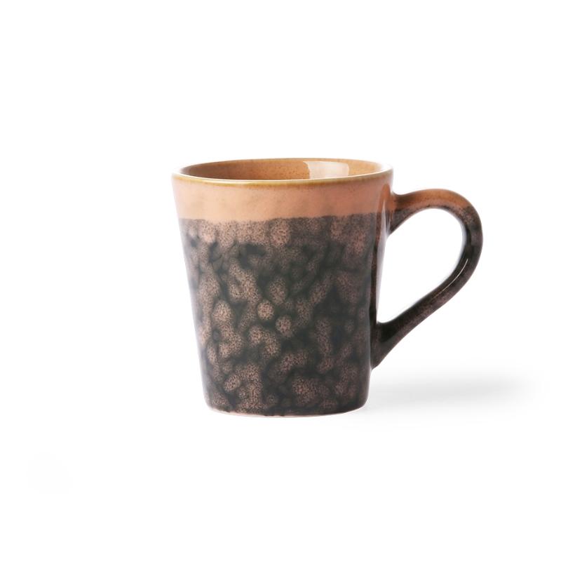 HKliving - espresso kop 70´s serie - Lava