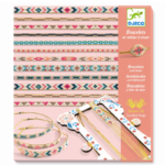Djeco - DIY smykkesæt - armbånd