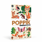 Poppik - stickers plakat - In The Forest