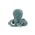 Jellycat - Storm Blæksprutte Baby -14 cm