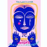 Matilde Digmann - Death masks - plakat