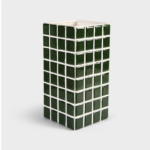 Klinkevase - Grøn