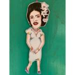 Sprællemand i karton - Billie Holiday