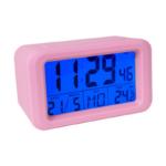 Digitalt vækkeur - Pink