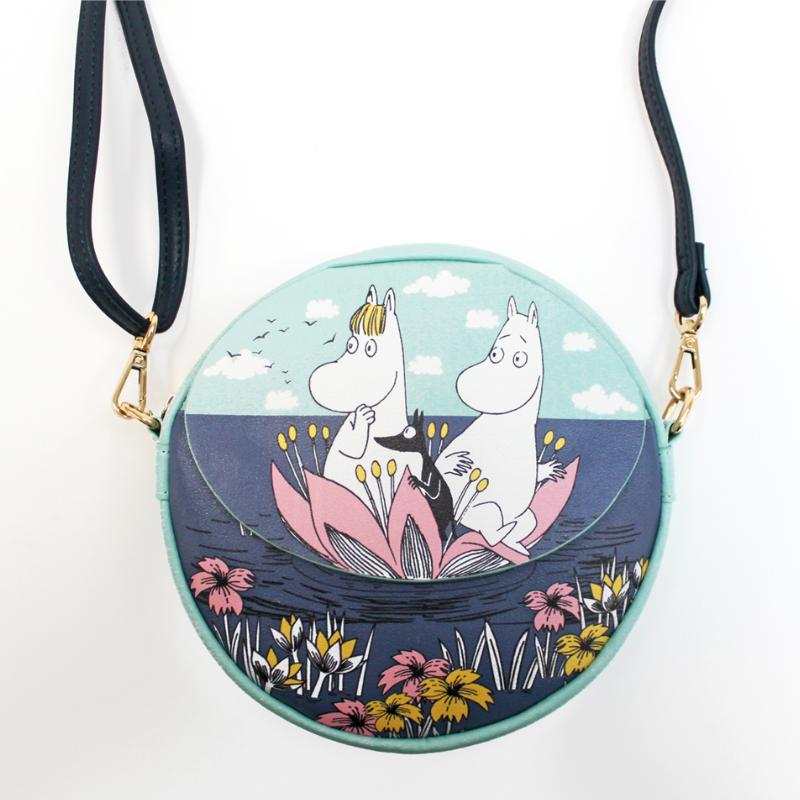 Mumi mini taske - Lotus
